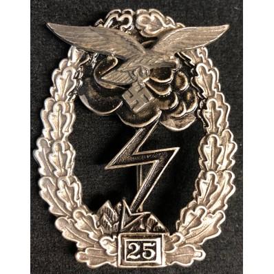 Distintivo Di Combattimento A Terra - 25 Attacchi