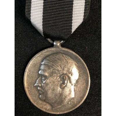 Medal Dedicated To Adolf Hitler