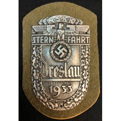 """""""Breslau 1933"""" Battle Shield"""
