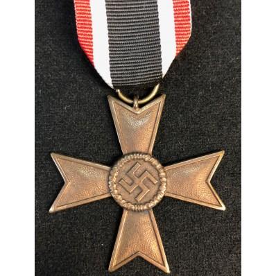 Croce al Merito di Guerra 1939 - Senza Spade