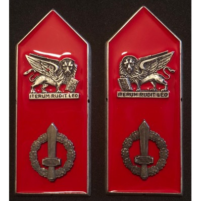 """Cloth Insignia - Infantry Division """"San Marco"""""""