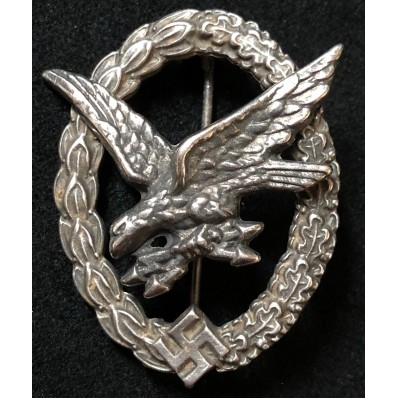 Air Gunner's And Flight Engineer's Badge (With Thunders)