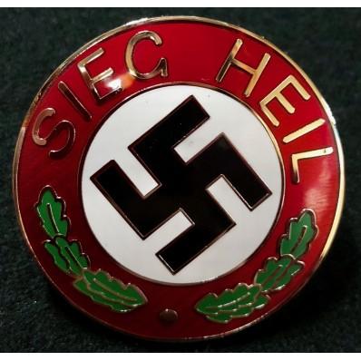 Badge Sieg Heil