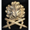 Ribbon Accessory - Oak Leaves With Swords Gold