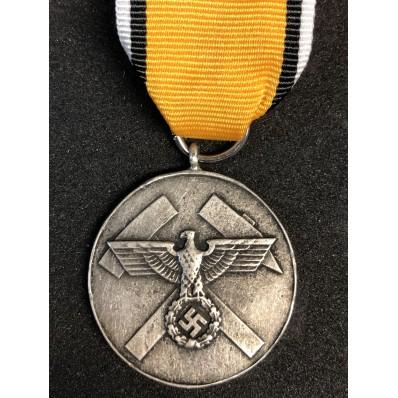 Grubenwehr-Ehrenzeichen 1938 (Silber)