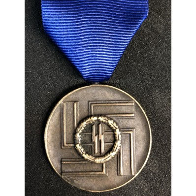 Medaglia Di Lungo Servizio Nelle SS 8 Anni