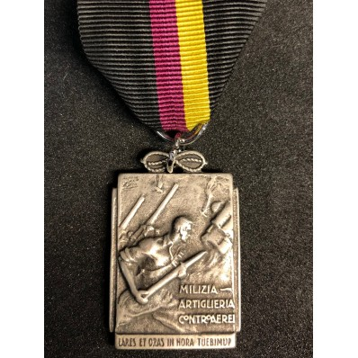 Medal - Anti Aircraft Artillery Militia