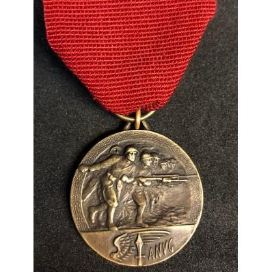 Medal of the National Volunteer War Association (ANVG)