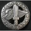 Distintivo dei volontari di guerra della R.S.I.