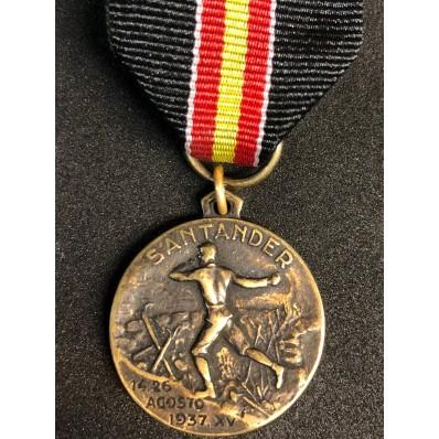 """""""Trieste"""" Carroccio Brigade Medal"""