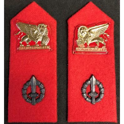 Cloth Insignia - Infantry Battalion