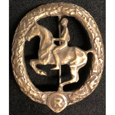 Distintivo Deutsches Reiterabzeichen (Bronzo)
