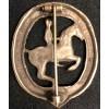 Deutsches Reiterabzeichen (Bronze)