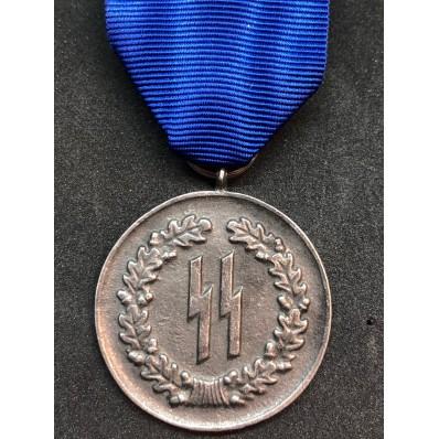 Medaglia Di Lungo Servizio Nelle SS 4 Anni