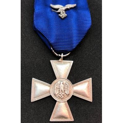 Medaglia di Lungo Servizio nelle Wehrmacht - 18 Anni (Argento)