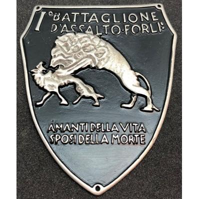 Scudetto - 1° Battaglione d'Assalto Forlì