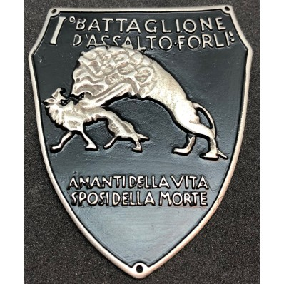 Shield - 1st Assault Battalion Forlì