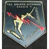 Schild - 101° Autonome Jagdgruppe