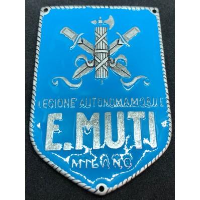 """Schild - Mobile Autonome Legion """"Ettore Muti"""""""