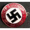 Badge Heil Hitler