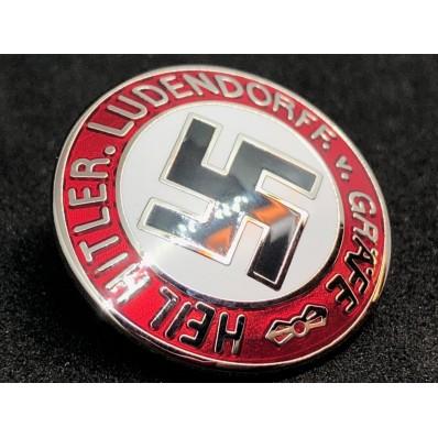 Distintivo Heil Hitler