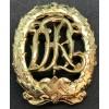 Distintivo Deutsches Sportabzeichen (Oro)