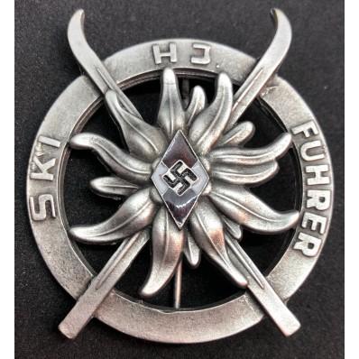 Distintivo Hitlerjugend Ski-Führerabzeichen