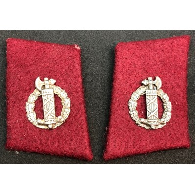 Cloth Insignia - RSI Police