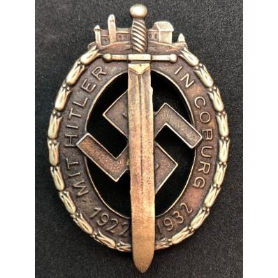 Coburg Badge