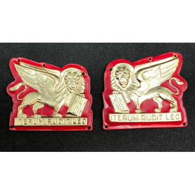 """Insignia - Marine Infantry Division """"San Marco"""" (Couple)"""