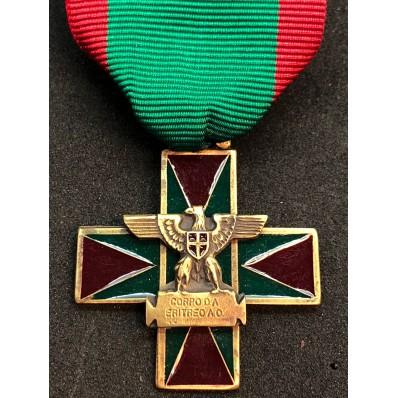Commemorative Cross Of The Eritrean Army Corps
