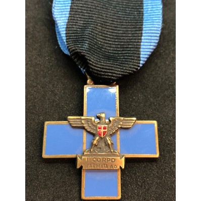 "Commemorative Cross of the ""I Corpo D'Armata"""