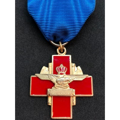 Cross of the Royal Air Force in Albania