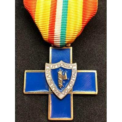 Legionär Kreuz - Littorio Freiwilligen Division