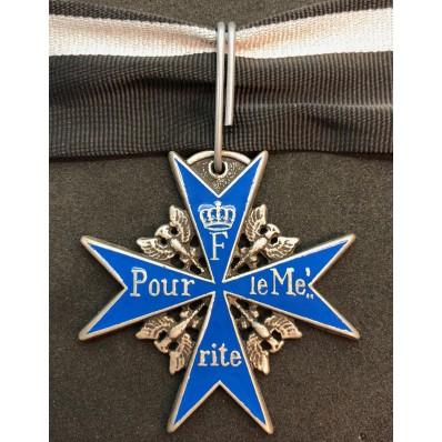 Pour le Mérite (Silver)