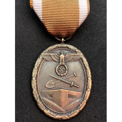 Medaglia Del Vallo Occidentale