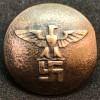 Bottone - Wehrmacht 21mm
