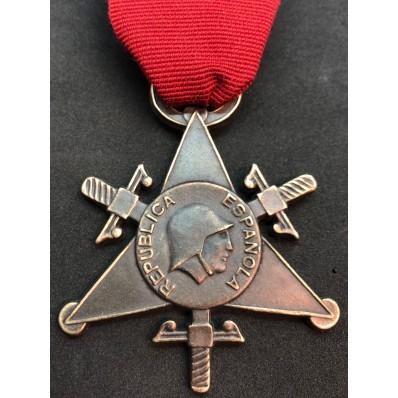 Medal - International Brigade of Republican Volunteers