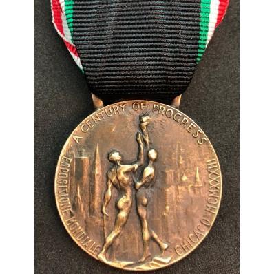 Commemorative Medal of the Decennial Air Cruise