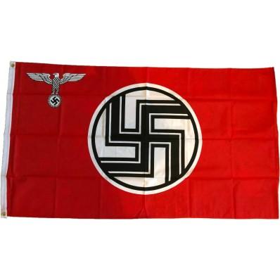 Fahne - Deutsche Reichsdienststelle