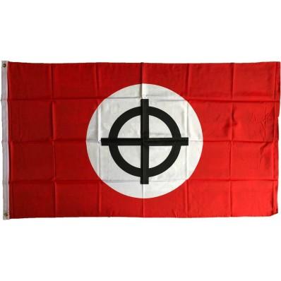 Fahne - Keltisches Kreuz