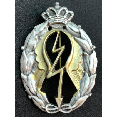 Badge for War Actions, Divers - of RR.AA. (Gold)