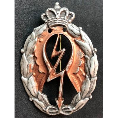 Distintivo per azioni di guerra, Tuffatori - della RR.AA. (Bronzo)