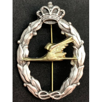 RR.AA Relief Specialist Badge (Gold)