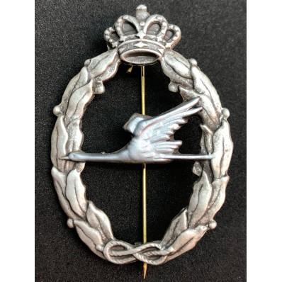 Distintivo specialità soccorso della RR.AA. (Argento)