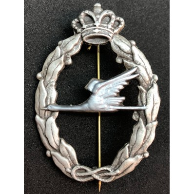 RR.AA Relief Specialist Badge (Silver)