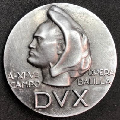 """V Campo Dux"" Badge"
