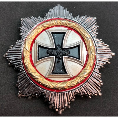 West German War Order of the German Cross Gold (1957)