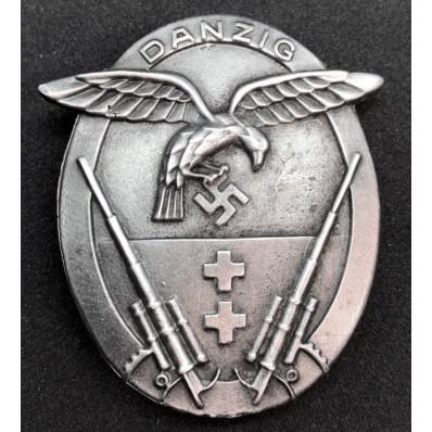 Danzig Flak Badge