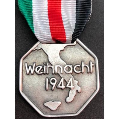 """Medaglia """"Weihnacht 1944"""" I./o6o"""